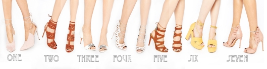 a wedding top 7 nude shoes