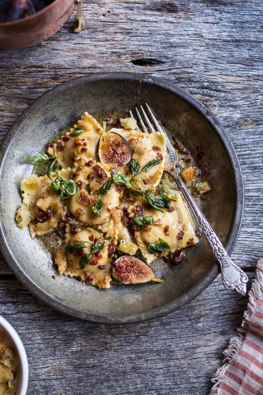 butternut-squash-and-goat-cheese-ravioli-with-browned-butter-oregano-bread-crumbs-video-1